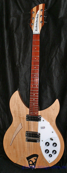 Rickenbacker U.S.A. `00 Model 330 MapleGlo
