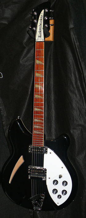Rickenbacker U.S.A. `00 Model 360 Jetglo