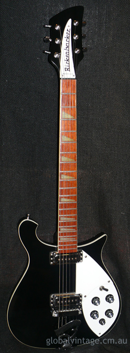 Rickenbacker U.S.A. `00 Model 620 JetGlo