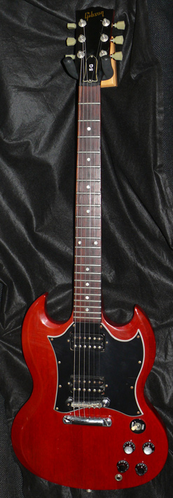~SOLD~Gibson U.S.A. '00 SG Special