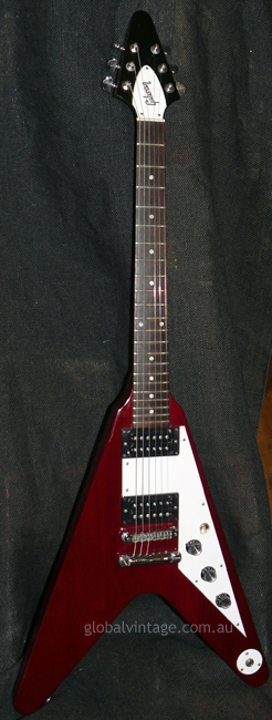"Gibson U.S.A. `01 ""Flying V `98"" Limited Edition"