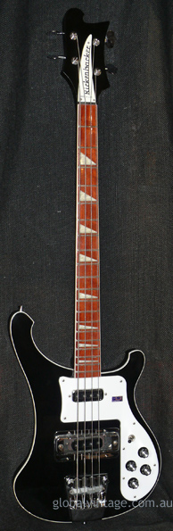 Rickenbacker U.S.A. `03 Model 4003 Jetglo
