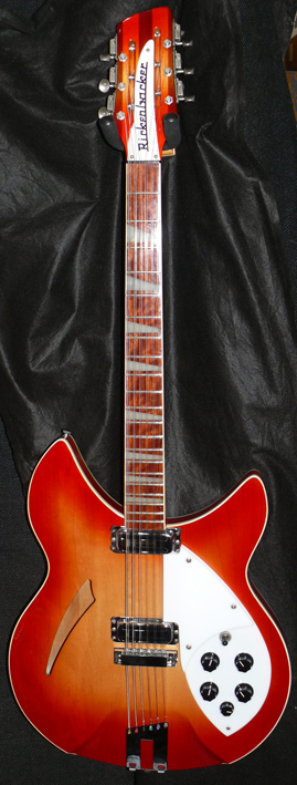 Rickenbacker U.S.A. `05 Model 360/12 C63