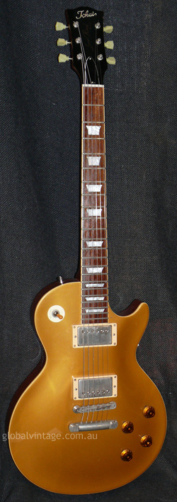 Tokai Japan `05 Love Rock Goldtop LP Std type