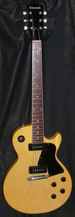 Edwards Japan `06 Les Paul Special Type - TV Yellow