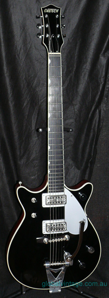 Gretsch Japan `06 Duo Jet -black
