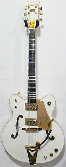 ~SOLD~Gretsch Japan `12 G6136DC White Falcon Double Cutaway