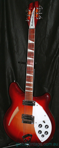 Rickenbacker U.S.A. `10 Model 360/12