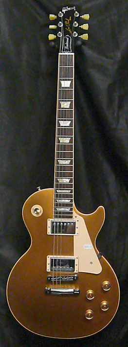 Gibson U.S.A. `11 Les Paul Traditional Goldtop
