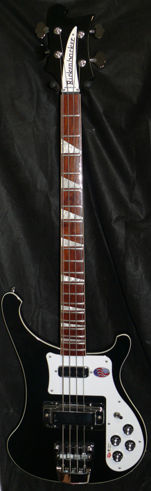 Rickenbacker U.S.A. `11 Model 4003 Bass Jetglo