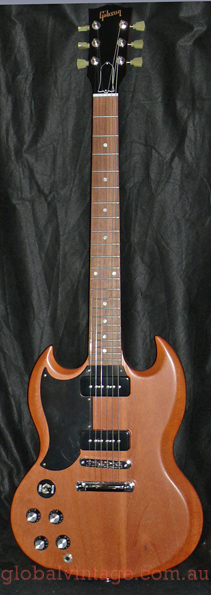 ~SOLD~Gibson U.S.A. `11 Studio Tribute S.G. Special