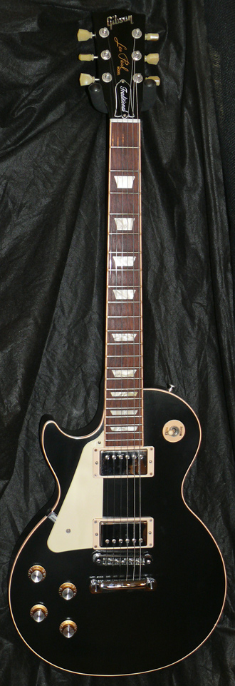 ~SOLD~Gibson U.S.A. '12 Les Paul Traditional Mahogany