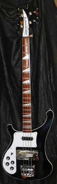 ~SOLD~Rickenbacker U.S.A. `12 Model 4003 Jetglo LH Left Handed