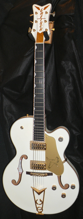 Gretsch Japan `13 6139-CB White Falcon Centre Block