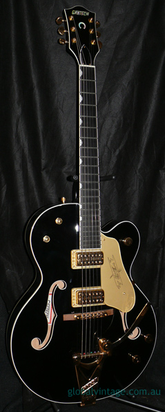 Gretsch Japan `14 Model 6120 Black