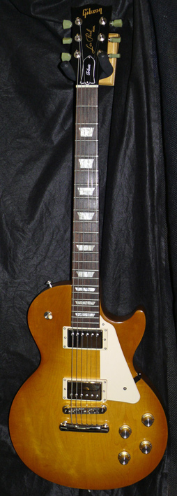 Gibson U.S.A. `17 Les Paul Tribute Faded Honey Burst