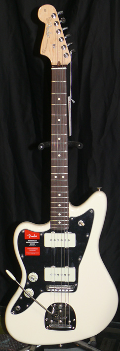 Fender U.S.A. `19 LEFTY Jazzmaster American Professional Series