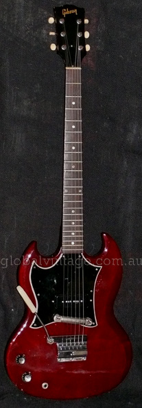~HOLD~Gibson USA `66 SG Junior LEFTY left handed