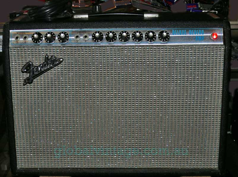 ~SOLD~Fender U.S.A. `71 Deluxe Reverb Amp