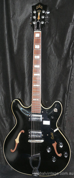 Guild U.S.A.`73 Starfire 4 - Westerley R.I.