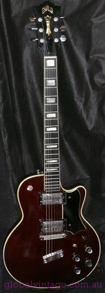 ~SOLD~Guild U.S.A. `74 M-75 Bluesbird