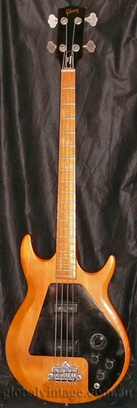 ~SOLD~Gibson U.S.A. `75 Ripper Bass