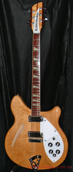 ~HOLD~Rickenbacker U.S.A. `74 Model 360 MapleGlo