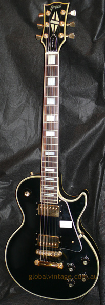 Greco Japan `77 Les Paul Custom type
