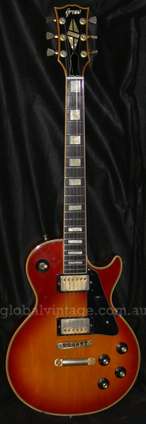 ~HOLD~Greco Japan `77 Les Paul Custom type
