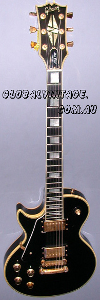 ~SOLD~Gibson USA `78 Les Paul Custom LEFTY