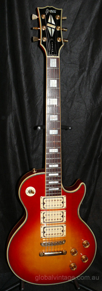 Greco Japan `78 Les Paul Custom type 3 pickup