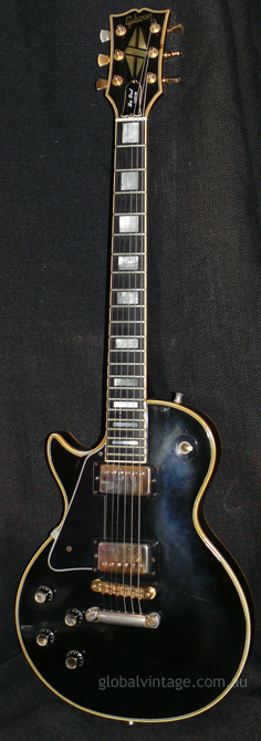 Gibson U.S.A. `78 Les Paul Custom -LEFTY