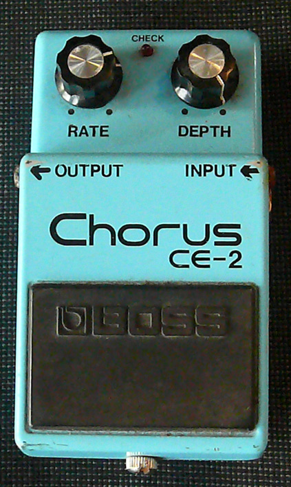 ~SOLD~BOSS Japan `79 CE-2 Chorus