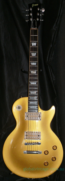Greco Japan `79 Goldtop Les Paul Standard type EG700
