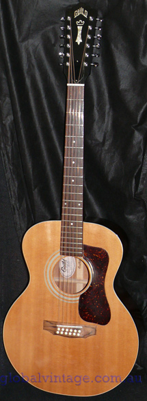 ~SOLD~Guild U.S.A. `79 J112 string acoustic