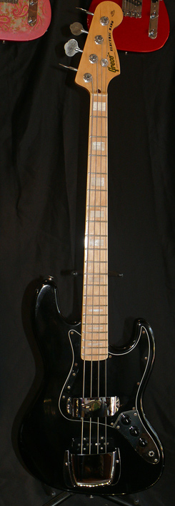 Greco Japan `80 Electric Bass. - Jazz Bass style
