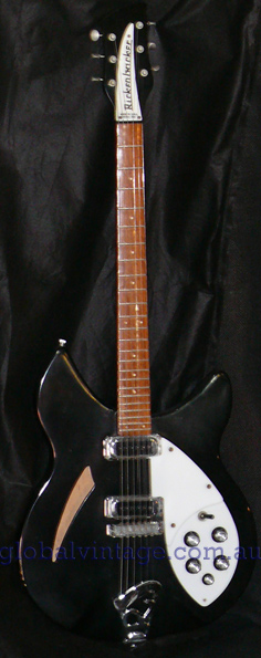 ~SOLD~Rickenbacker U.S.A. Model 330 Jetglo
