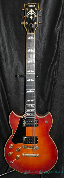 Yamaha Japan `80 SG1000 LEFTY LH LEFT HANDED