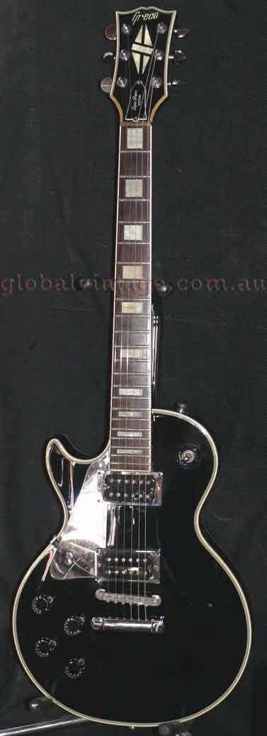 "~SOLD~Greco Japan `81 ""Super Power Custom"" L.P. Custom type-LEFT"