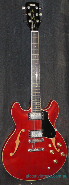 Yamaha Japan `81 SA1000 Super Axe- cherry