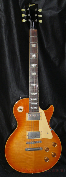 ~SOLD~Greco Japan `85 Les Paul Standard type