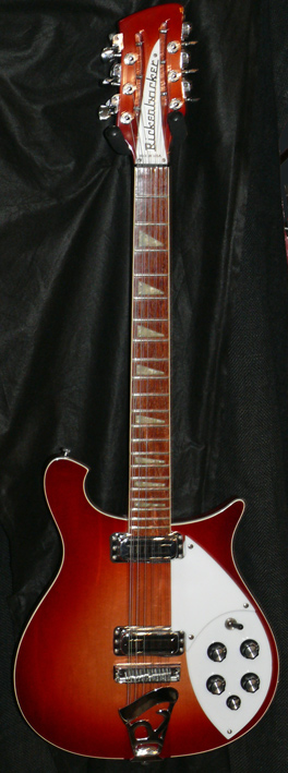 ~SOLD~Rickenbacker U.S.A.`89 Model 620-12 VP.