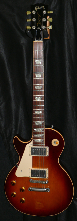 ~SOLD~Gibson U.S.A. `89 Les Paul Standard Left Handed
