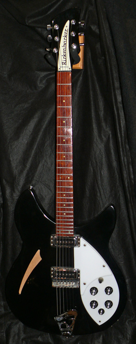 Rickenbacker U.S.A. `93 Model 330 Jetglo