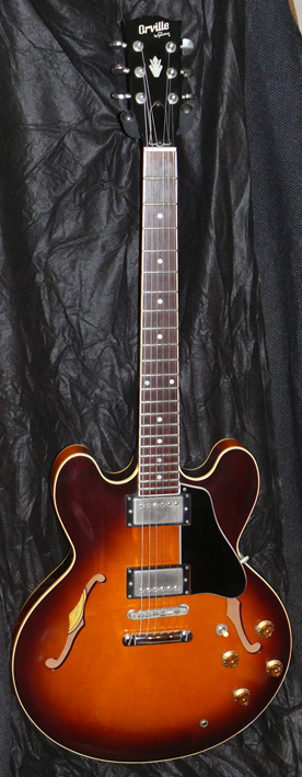 ~SOLD~Orville by Gibson Model ES-335VS