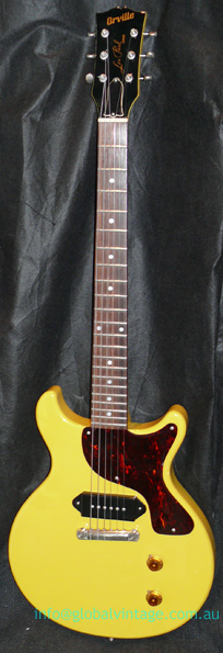 ~SOLD~Orville Japan `95 Les Paul Junior TV