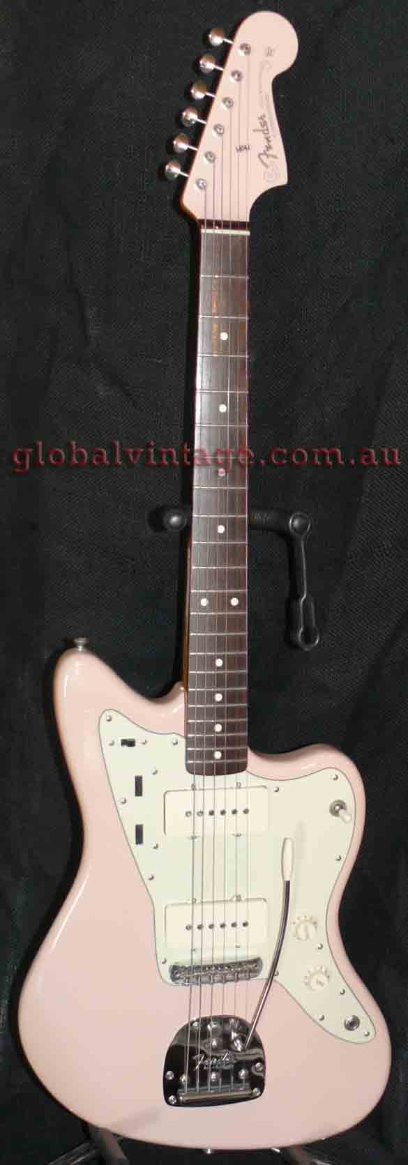 ~SOLD~Fender U.S.A. `00 62  Jazzmaster-Custom Colour