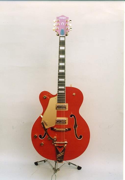 ~SOLD~Gretsch LEFTY 6120