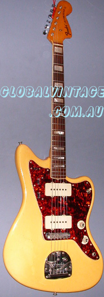 ~SOLD~ Fender USA `72/73 Custom Colour Jazzmaster