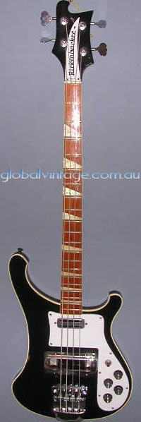 ~SOLD~Rickenbacker USA `73 Model 4001 JetGlo